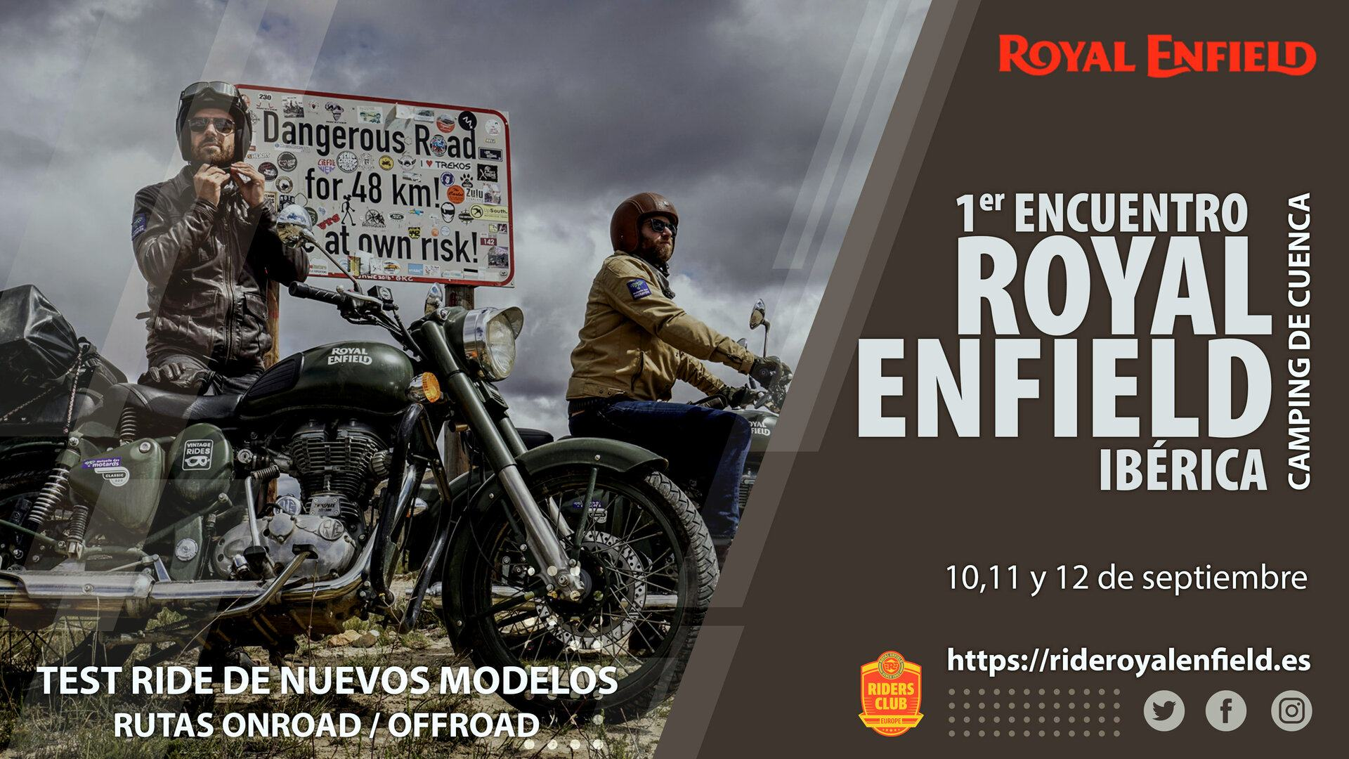 I Encuentro Royal Enfield Iberica 2021 2