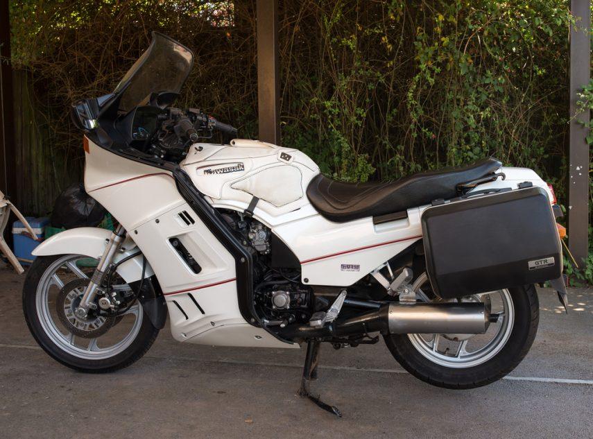Kawasaki GTR 1000 1992