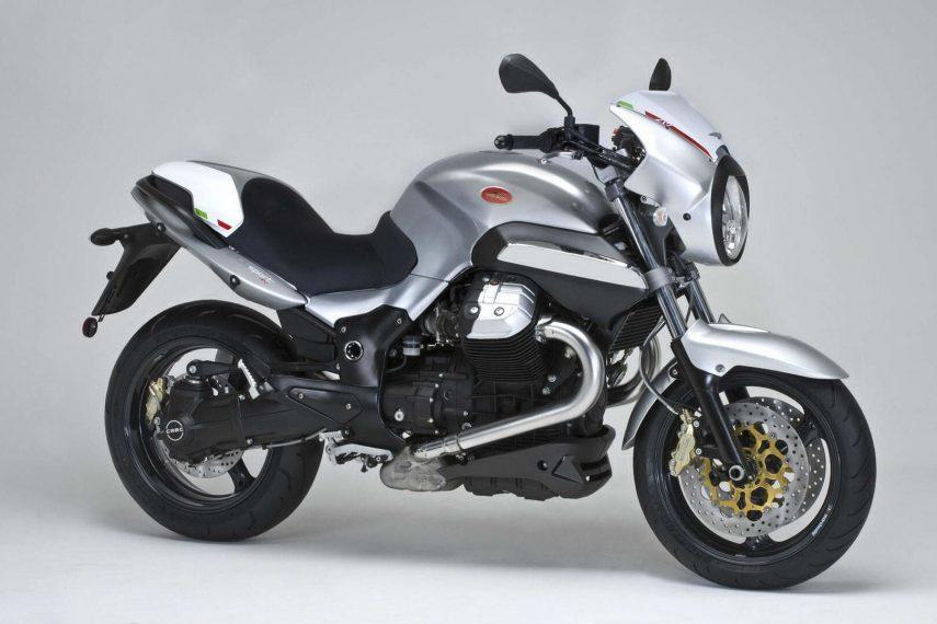 Moto del día: Moto Guzzi 1200 Sport