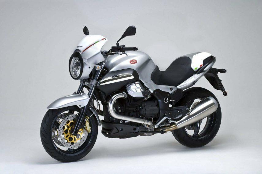 Moto Guzzi 1200 Sport 4V 2