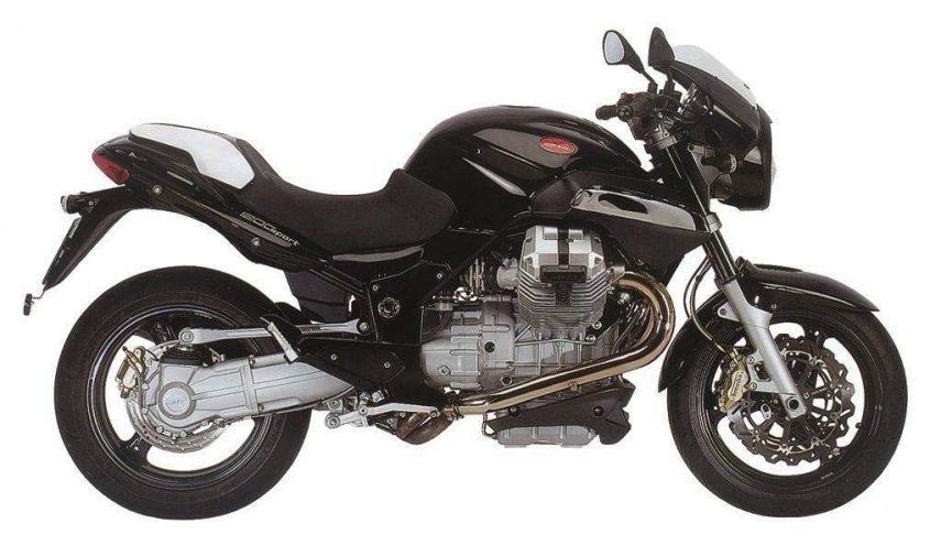 Moto Guzzi 1200 Sport 4V 4