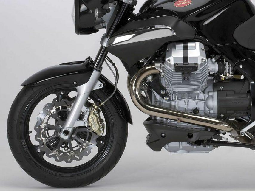 Moto Guzzi 1200 Sport 4V 5