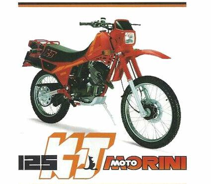 Moto Morini 125 KJ Kanguro 06