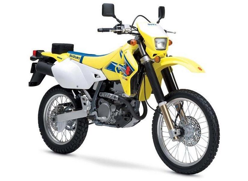 Suzuki DR Z400 E 3