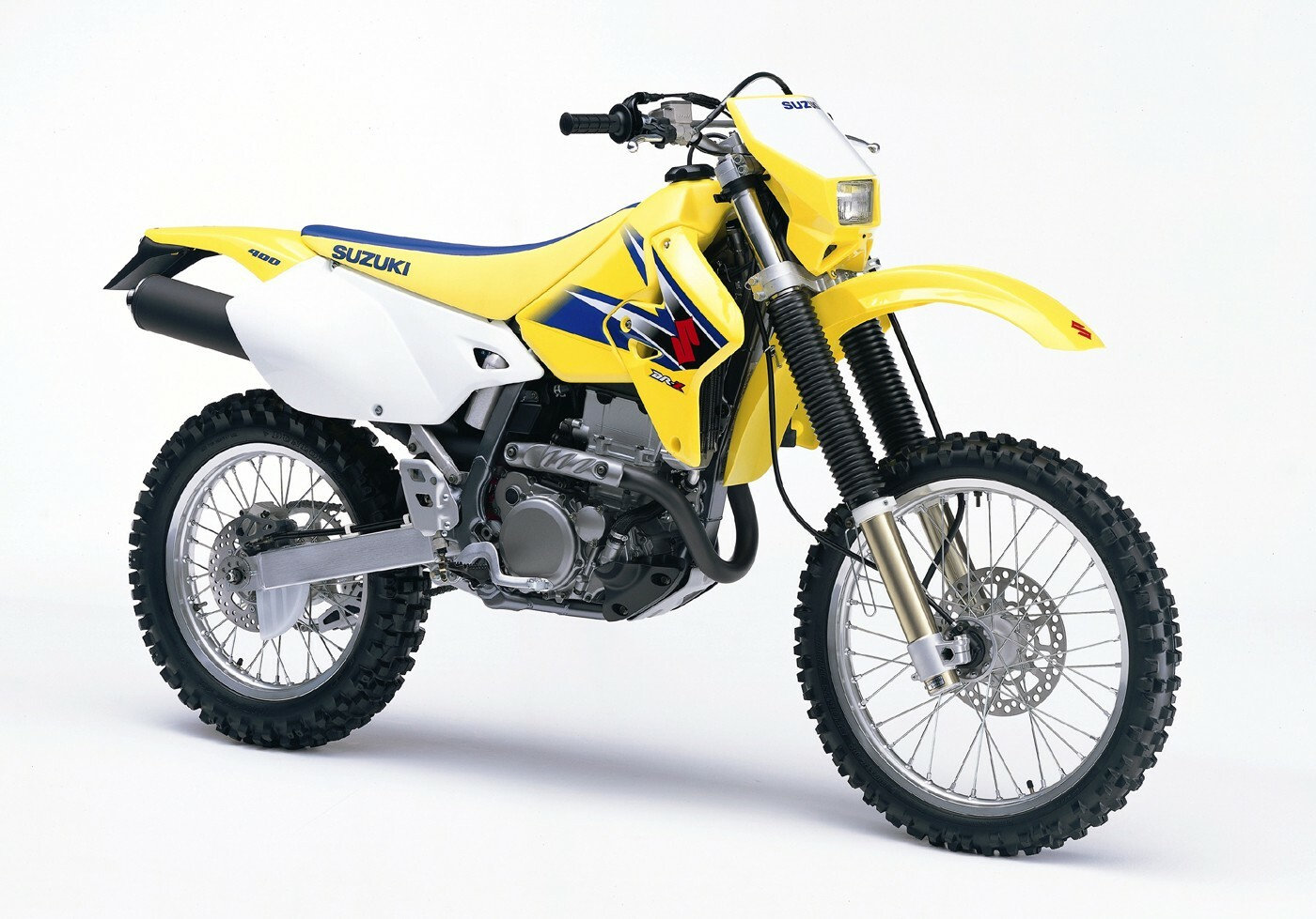 Suzuki DR Z400 E 5