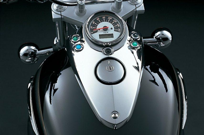 Suzuki VL 125 LC Intruder 4
