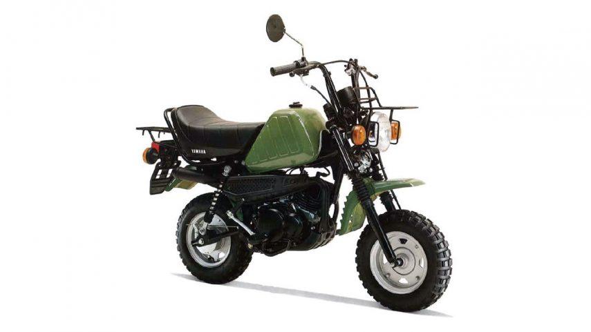 Moto del día: Yamaha QB50 Vogel