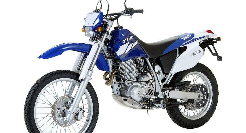 Yamaha TT 600 R 01