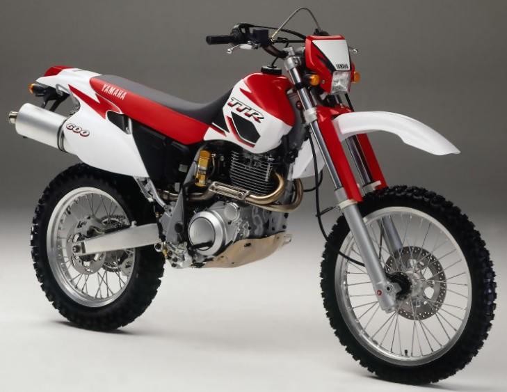 Yamaha TT 600 R 02