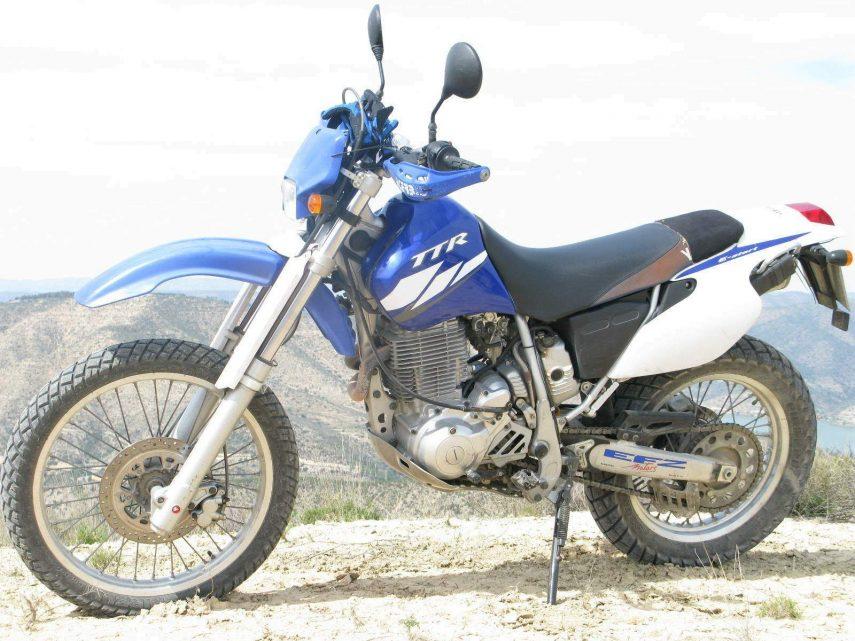 Yamaha TT 600 R 03