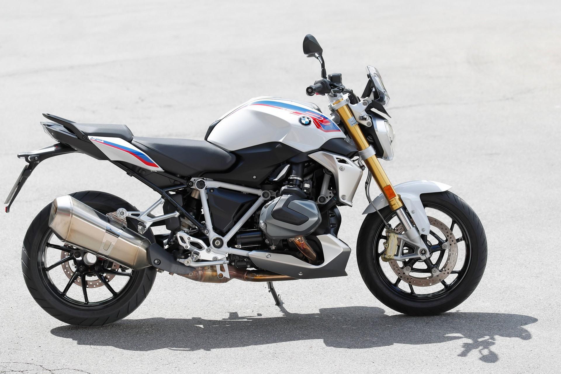 Moto del día: BMW R 1250 R