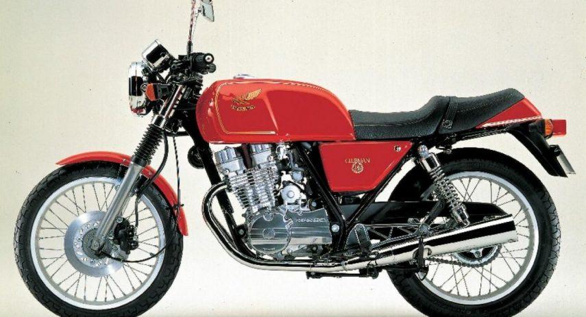 Honda GB 250 Clubman 00