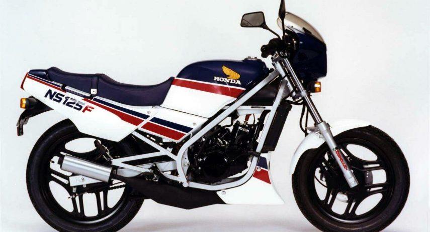 Honda NS 125 F 1