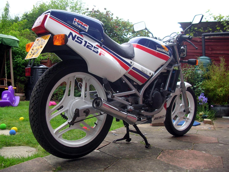 Honda NS 125 F 2