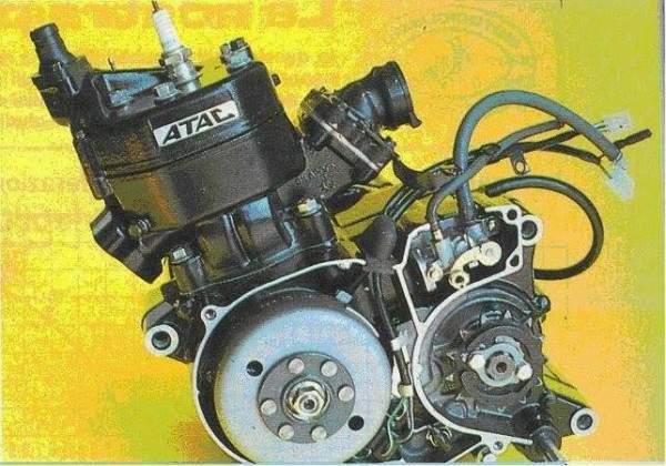 Honda NS 125 F 3