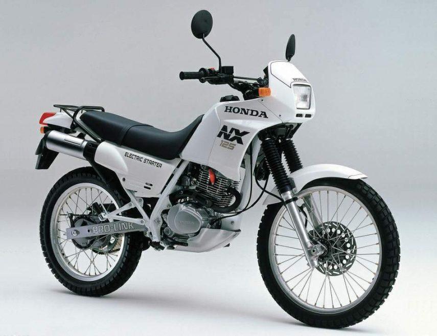 Honda NX 125 1988 1
