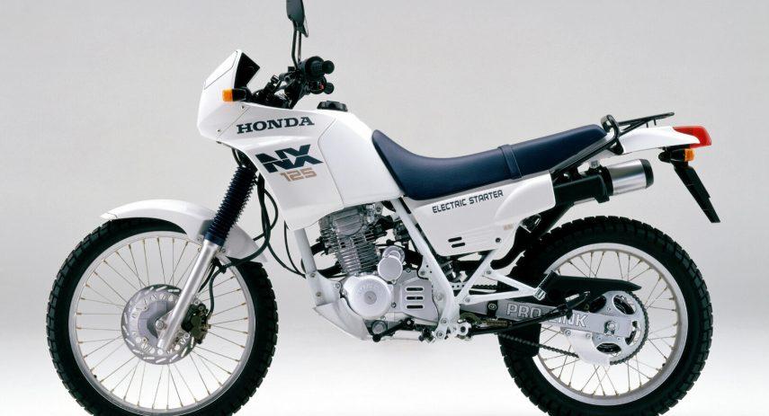 Honda NX 125 1988 2