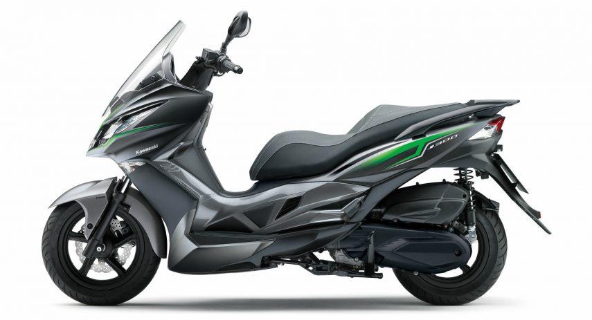 Kawasaki J300 4