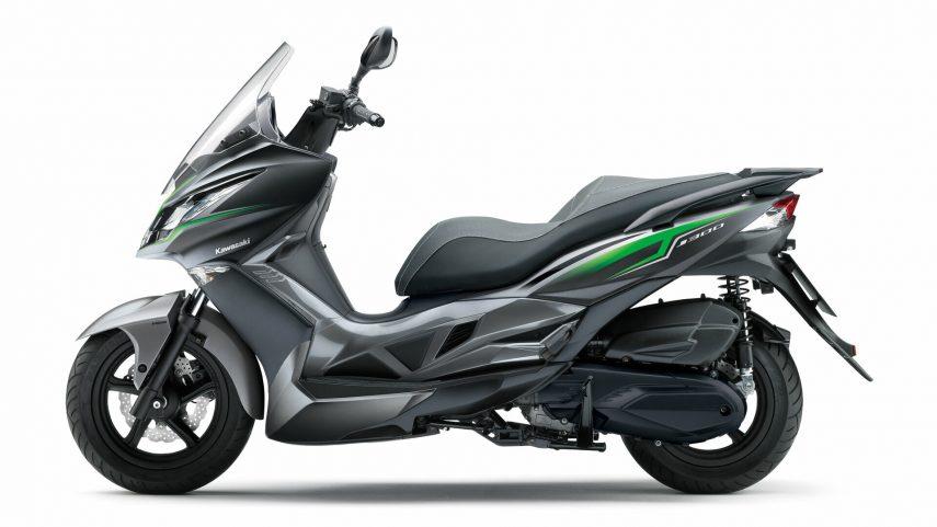Moto del día: Kawasaki J300