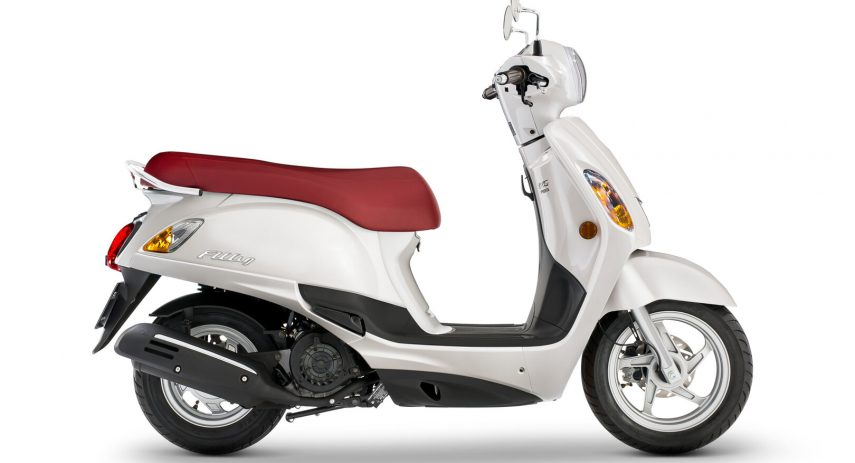 Kymco Filly 125 2