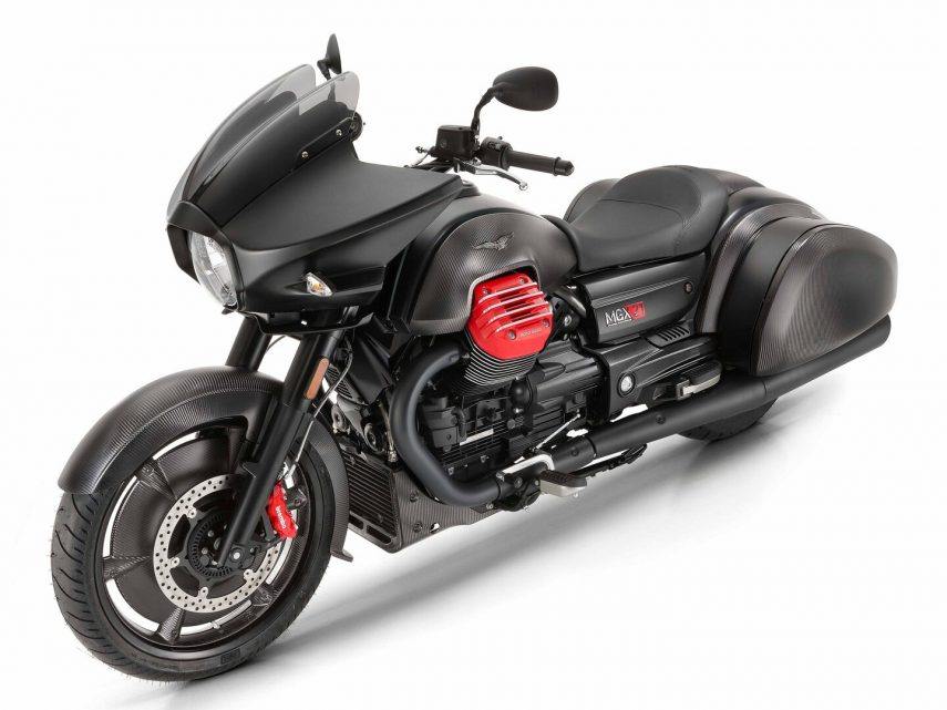 Moto Guzzi MGX 21 2