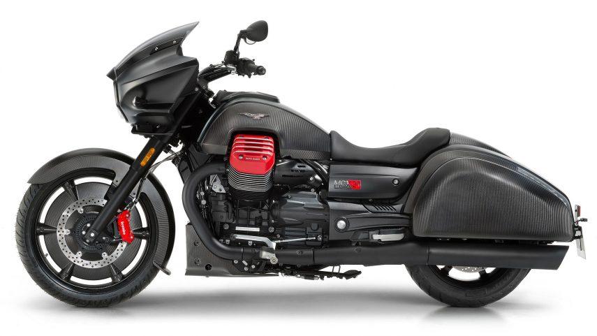 Moto Guzzi MGX 21 4