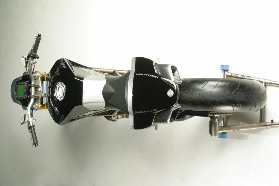 NCR Macchia Nera Concept 10