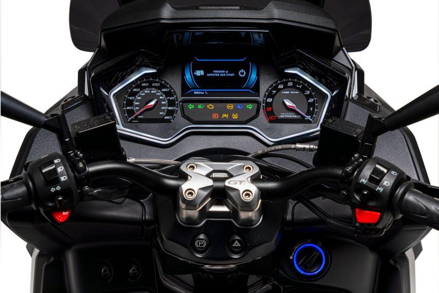 Peugeot Metropolis GT 2021 5