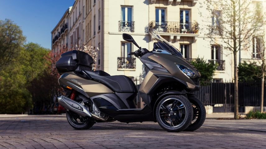 Peugeot Metropolis SW 2021 2