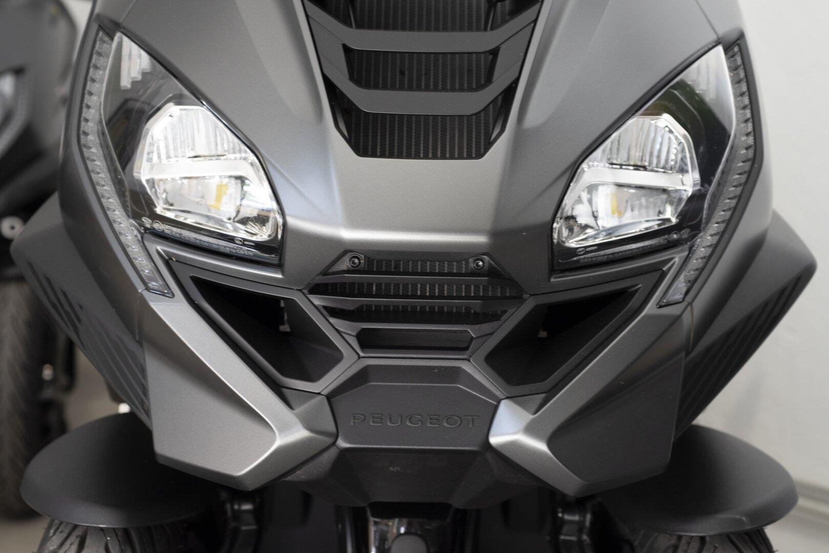 Presentacion Peugeot Metropolis GT SW 09