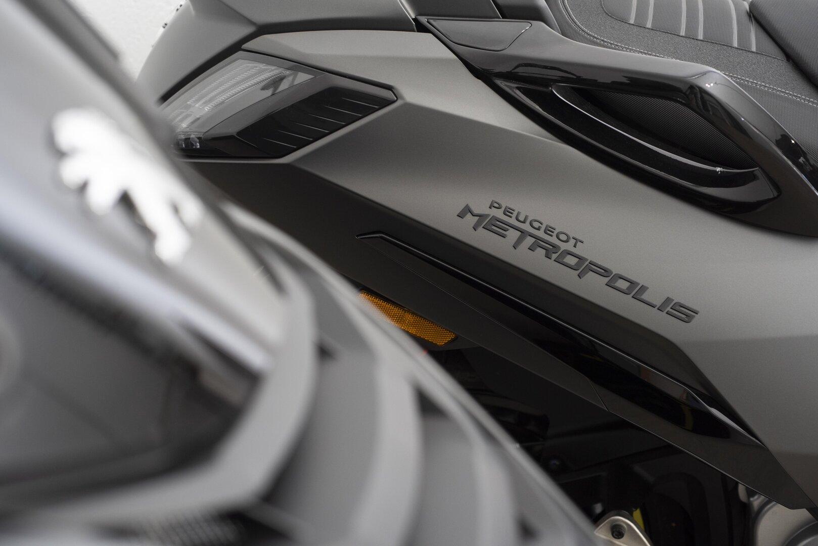 Presentacion Peugeot Metropolis GT SW 12