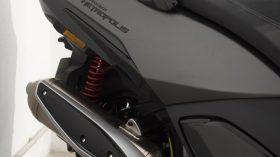 Presentacion Peugeot Metropolis GT SW 20
