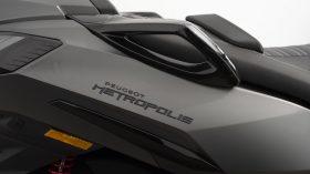 Presentacion Peugeot Metropolis GT SW 21