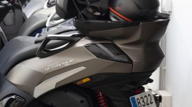 Presentacion Peugeot Metropolis GT SW 30