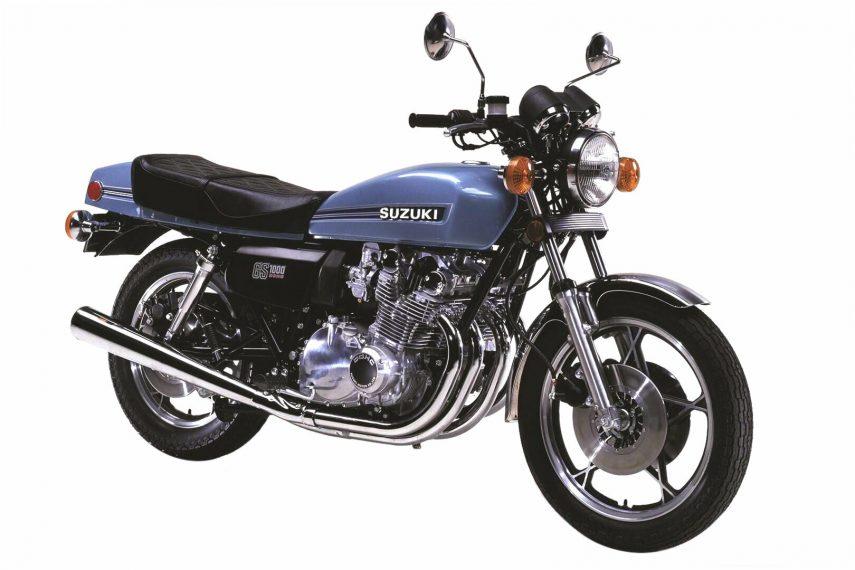 Suzuki GS 1000 E 1