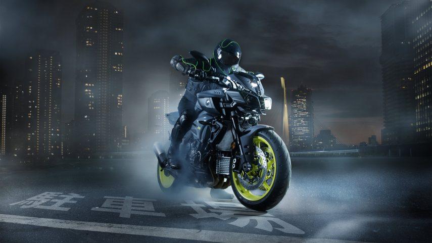 Moto del día: Yamaha MT-10