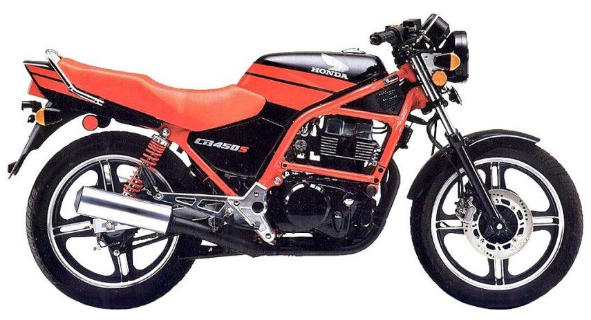 Honda CB 450 S 1987 1