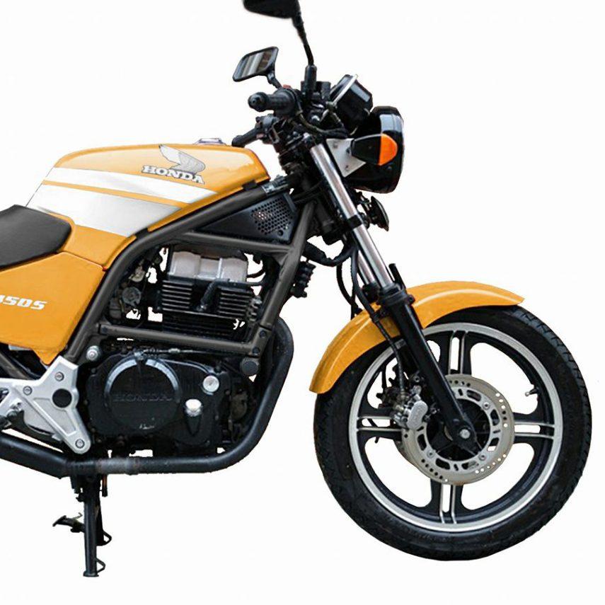 Honda CB 450 S 1987 2
