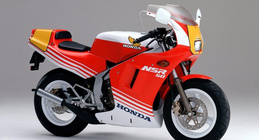 Honda NSR 50 1987