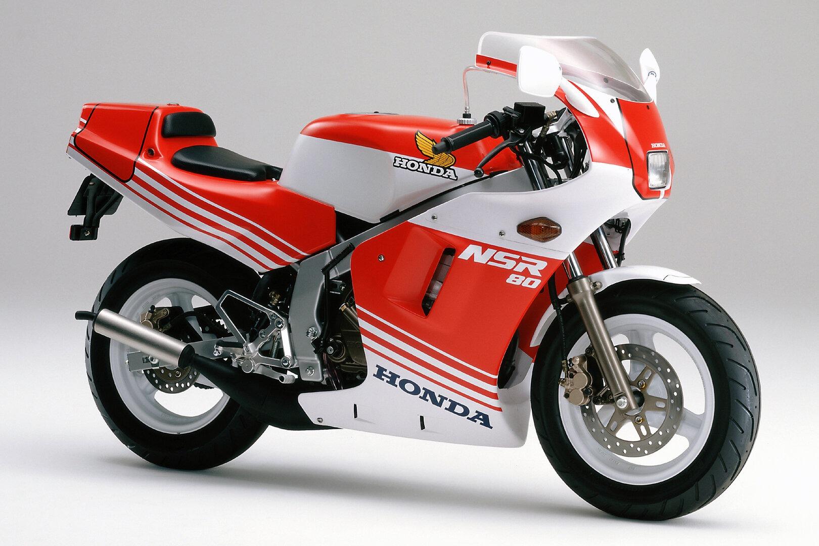 Honda NSR 80 1987 1