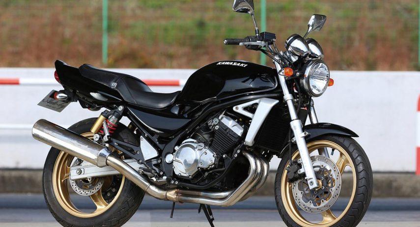 Kawasaki Balius ZR 250 00