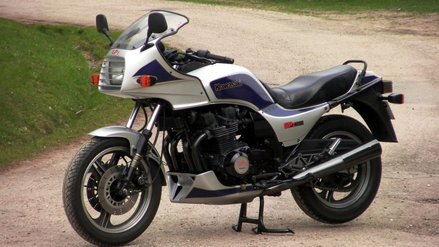Kawasaki GPZ 1100 A2 ZX1100 1984