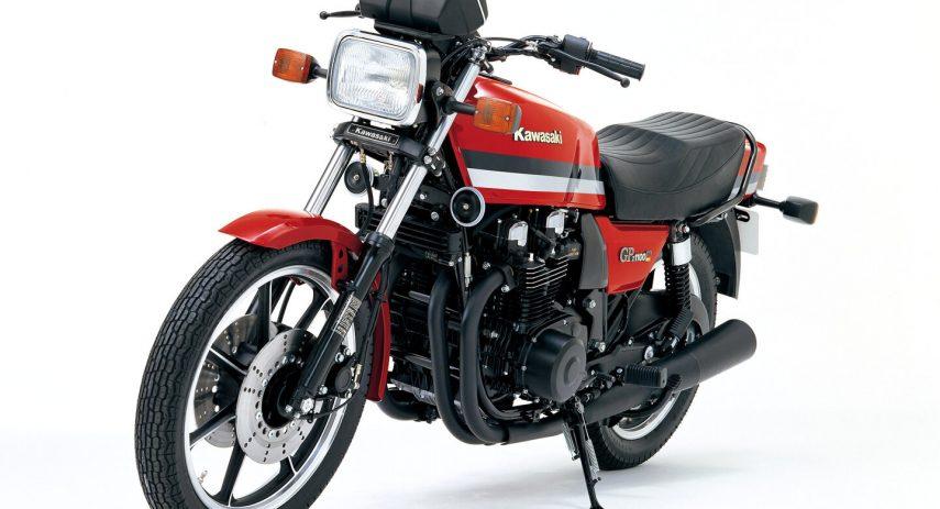 Kawasaki GPZ 1100 B1 Z1100GP 1981 1
