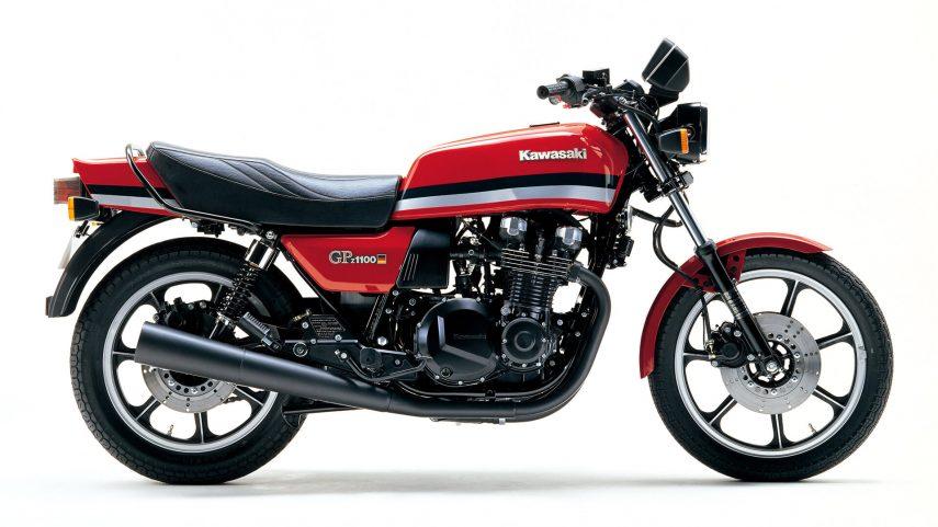 Kawasaki GPZ 1100 B1 Z1100GP 1981 3