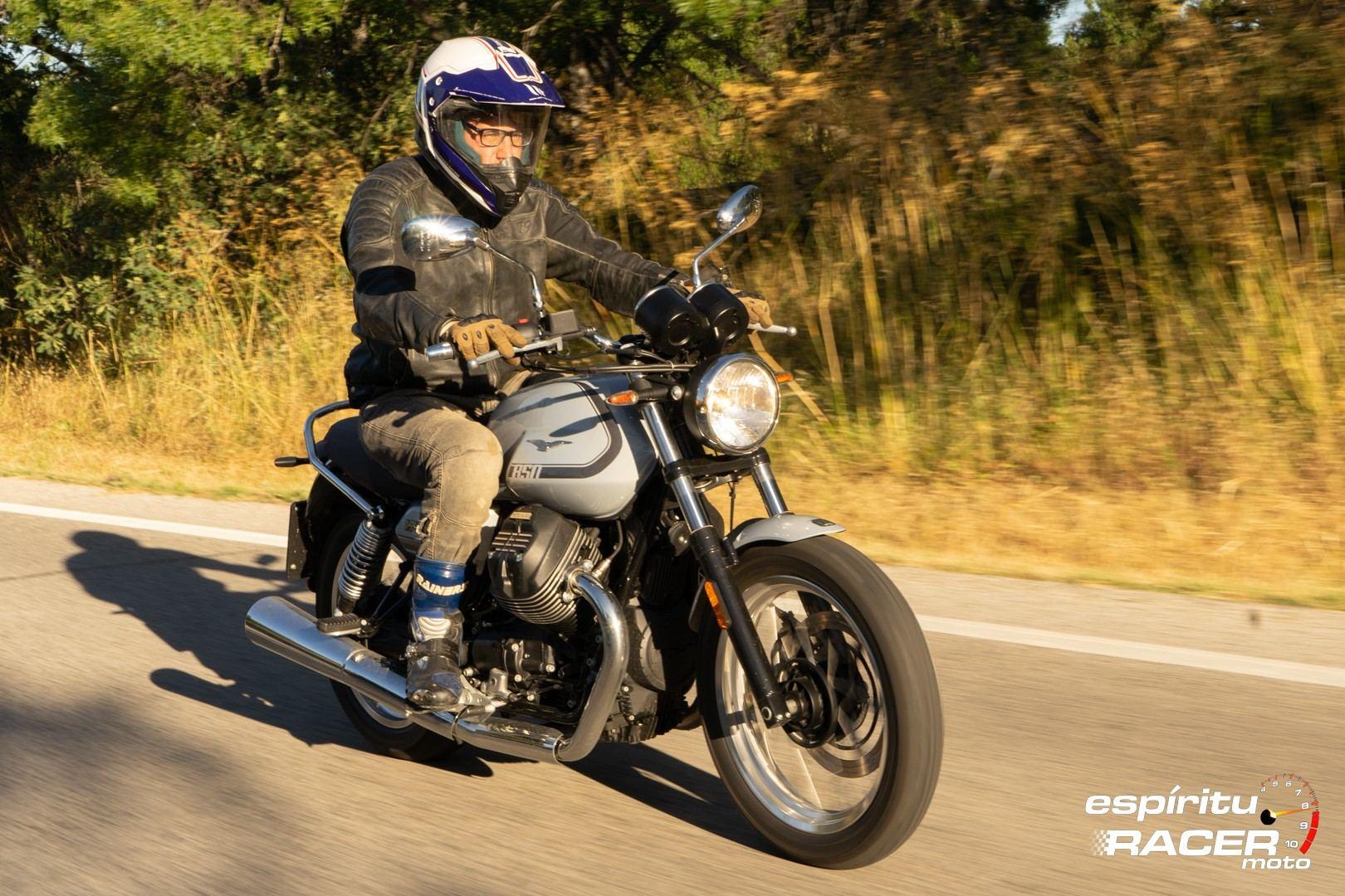 Prueba: Moto Guzzi V7 850 Special