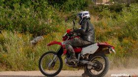 Prueba Honda XR 650 R 03