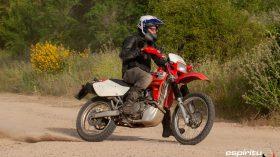 Prueba Honda XR 650 R 04