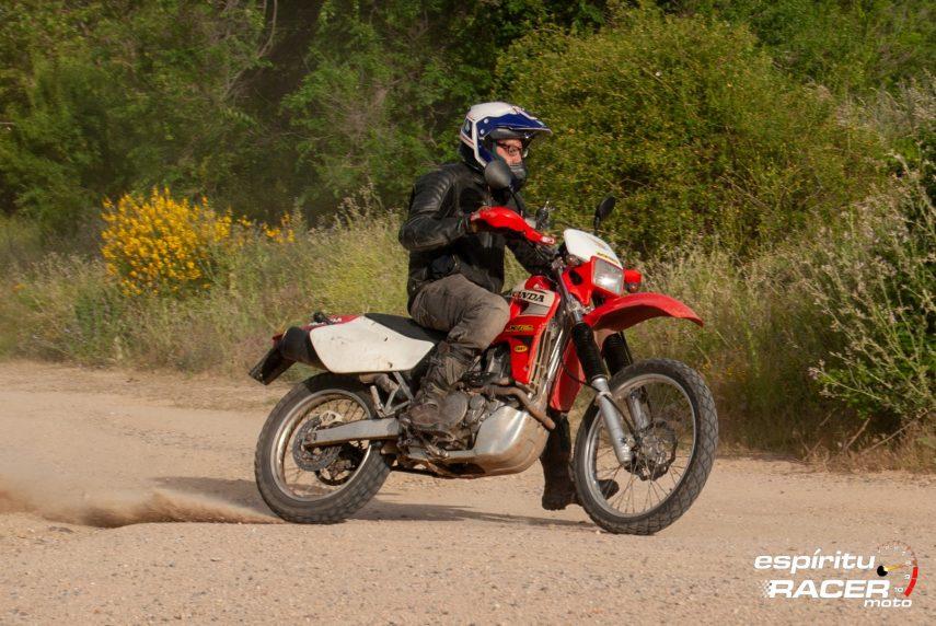 Prueba: Honda XR 650 R