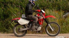 Prueba Honda XR 650 R 05