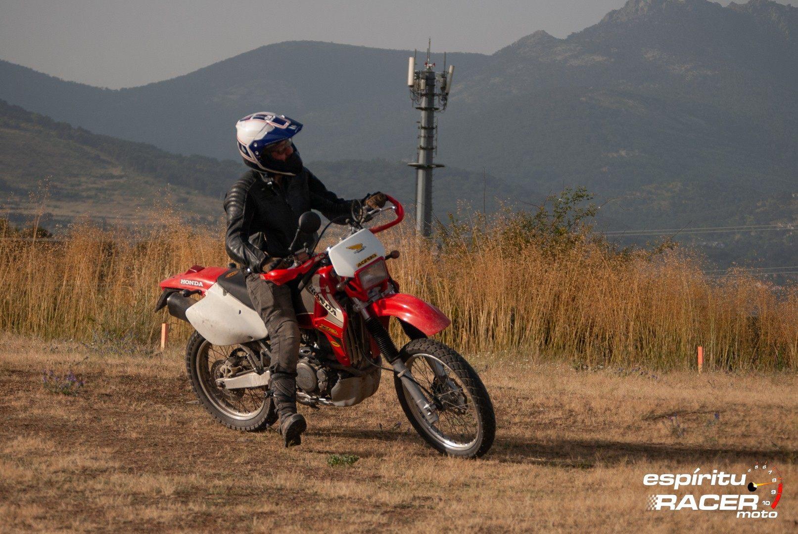 Prueba Honda XR 650 R 08